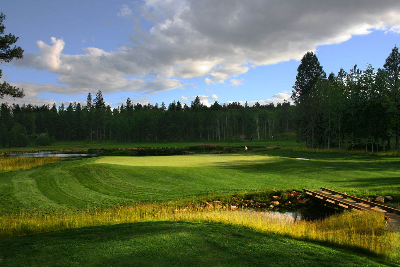 Black Butte Ranch Hole 5