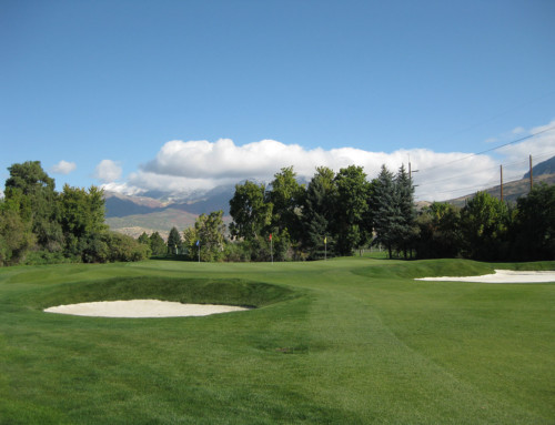 BYU Short Game Area
